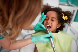 pediatric dental care in Midland